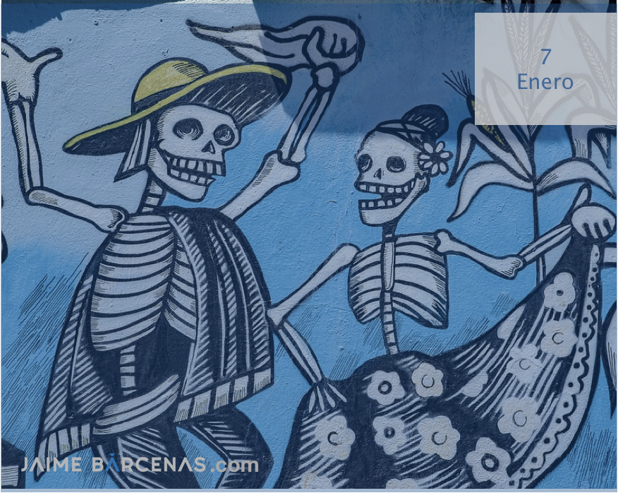 "De vuelta a Colombia y ""nostalgiando"" a mi México"